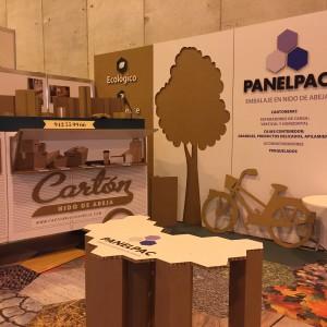 PANELPAC Empack 2017 cartón nido de abeja